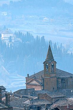 Church of San Giovanni, Orvieto, Terni, Umbria, Italy, Europe