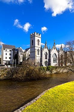 Newtownsmith Street, Galway, County Galway, Connacht, Republic of Ireland, Europe