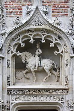 Gruut Huys Museum, Bruges, Flemish Region, West Flanders, Belgium, Europe