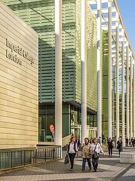 Imperial College London, London, England, United Kingdom, Europe