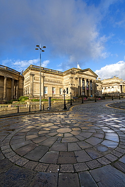 Walker Art Gallery, Liverpool, Merseyside, England, United Kingdom, Europe