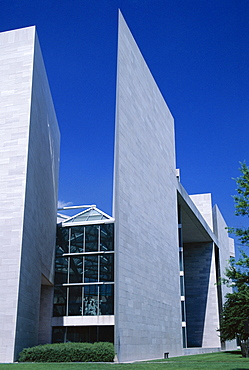 East Building, National Gallery of Art, Washington D.C., United States of America (U.S.A.), North America