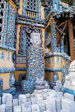 Porcelain house, Tianjin, China, Asia