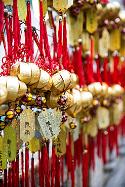Wong Tai Sin Temple, Hong Kong, Cina
