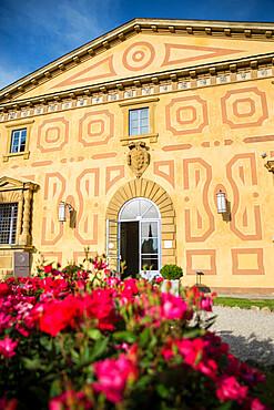 Villa La Maschere, Tuscany, Italy