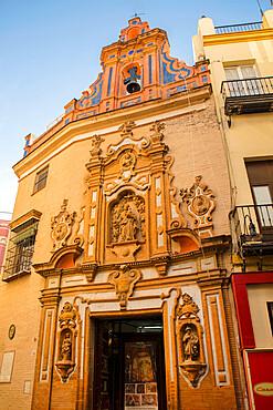 Chapel of San Jose, Seville, Andalucia, Spain, Europe