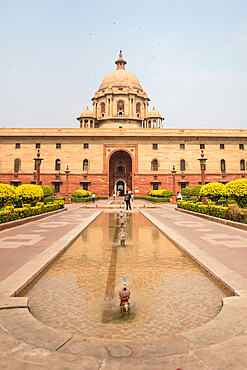 Indian Government buildings