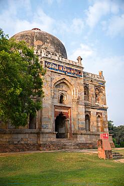 Lodhi Garden, New Delhi, India, Asia