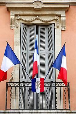 Saint Tropez, city hall.