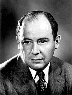 John von Neumann, Hungarian-American Polymath
