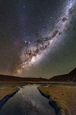 Altiplano Night Sky