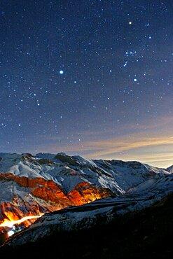 Alborz Mountain Range