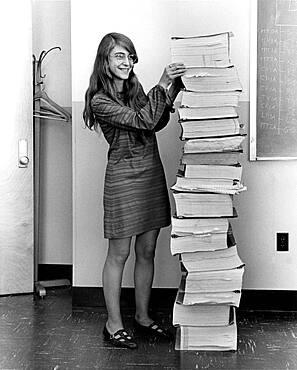 Margaret Hamilton, American Computer Scientist