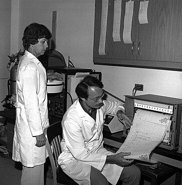 Discovering Legionnaires' Disease, 1978