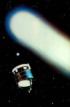 The Giotto Spacecraft