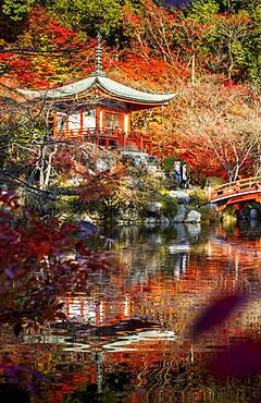 Bentendo, Daigo-ji Temple , Kyoto City , Kansai, Japan