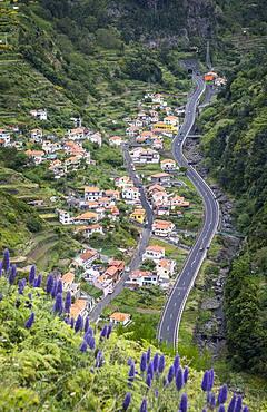 Lombo do Moleiro, Madeira, Portugal