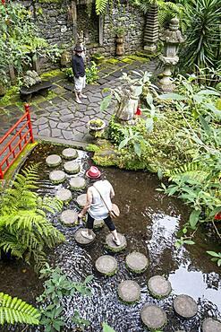 Monte Palace Tropical Garden (Japanese garden), Madeira, Portugal