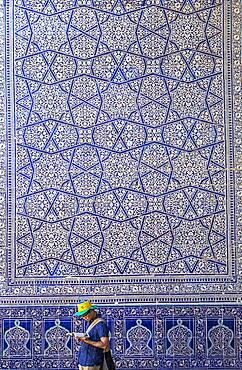 Reception Hall, Kuhna Ark, Khiva, Uzbekistan