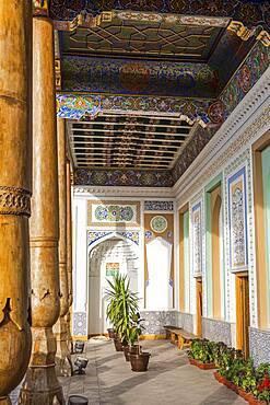 Hazrat-Hizr mosque, Samarkand, Uzbekistan