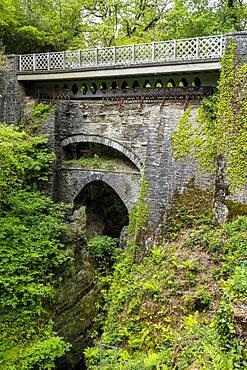 Devil's Bridge, Pontarfynach, Wales