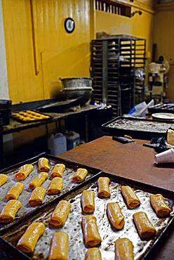 El Boleo bakery in Santa Rosalia, Baja California Sur, Mexico