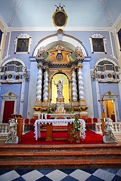 St. Saviour church in Dubrovnik, Croatia