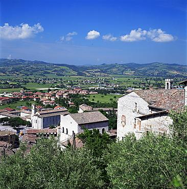 Gubbio, Umbria, Italy, Europe