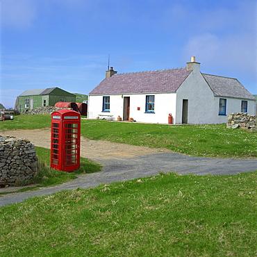 Fair Isle, Shetland Islands, Scotland, United Kingdom, Europe