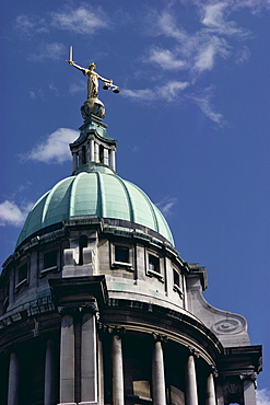 Old Bailey, London, England, United Kingdom, Europe