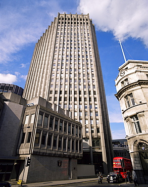 The Stock Exchange, City of London, London, England, United Kingdom, Europe