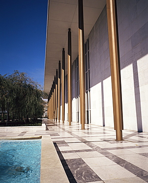 John F. Kennedy Center for the Performing Arts, Washington D.C., United States of America, North America