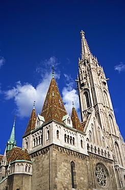 Matthias church, Budapest, Hungary, Europe