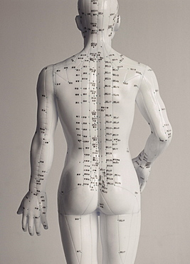 Acupuncture points, Chinese Medicine