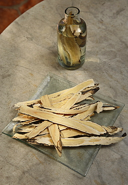 Astragalus, used to protect and support the immune system