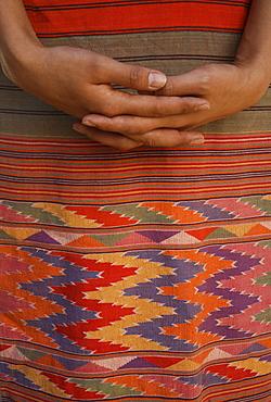 Details of Tai Lu Textiles, Thailand, Southeast Asia, Asia