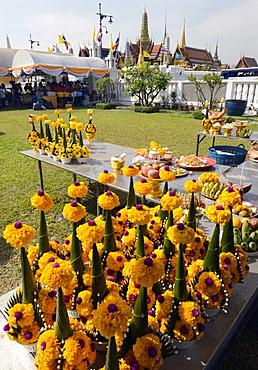 Lak Muang Shrine, housing  the city foundation pillar of Bangkok, Thailand, Southeast Asia, Asia