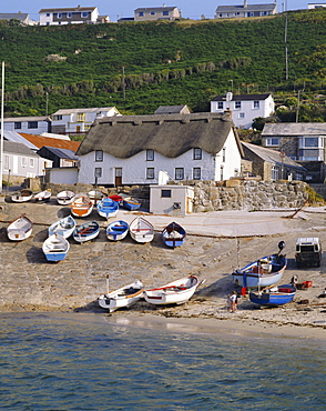 Sennen Cove, Cornwall, England, UK