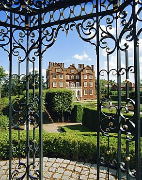 Kew Palace and Gardens, London, England, UK
