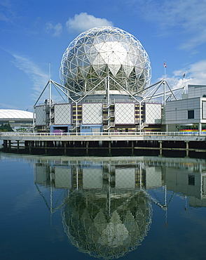 Science World Centre, Vancouver, British Columbia, Canada, North America
