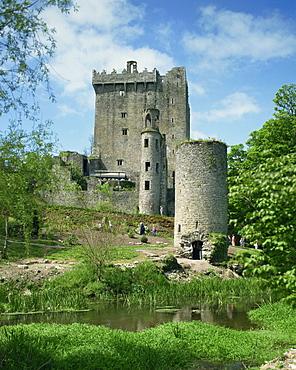 Blarney Castle, County Cork, Munster, Republic of Ireland, Europe