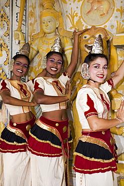 Kandyan Dance, now considered to be the National Dance of Sri Lanka, Kandy, Sri Lanka, Asia