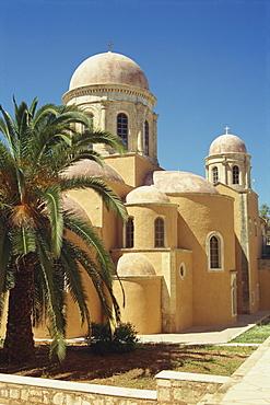Ayia Triadha Mosque, Akrotiri, Crete, Greece, Europe