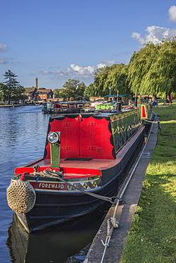 River festival, Stratford upon Avon, Warwickshire, England, United Kingdom, Europe