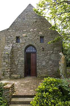 St. Tuguals church, Herm, Channel Islands, United Kingdom, Europe