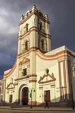 Nuestra Senora de la Merced church, Camaguey, Cuba, West Indies, Caribbean, Central America