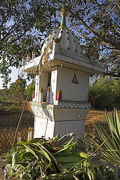 Nat Shrine, Kengtung (Kyaing Tong), Shan State, Myanmar (Burma), Asia