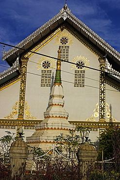 Yang Lawn Monastery, Kengtung (Kyaing Tong), Shan State, Myanmar (Burma), Asia