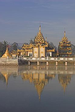 Wat Naung Khan, Kengtung (Kyaing Tong), Shan state, Myanmar (Burma), Asia