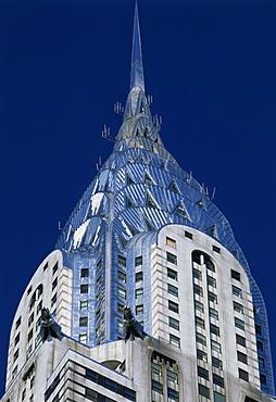 The Chrysler Building, Manhattan, New York City, United States of America, North America